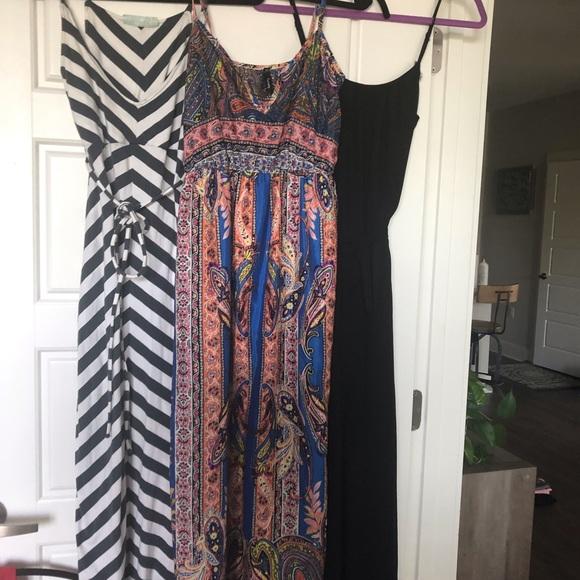 Nordstrom Dresses & Skirts - Bundle of 3 maxi dresses